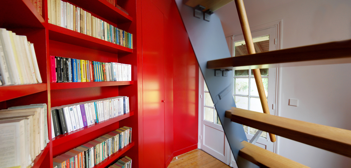 Biblioteca/Separador - Entrada