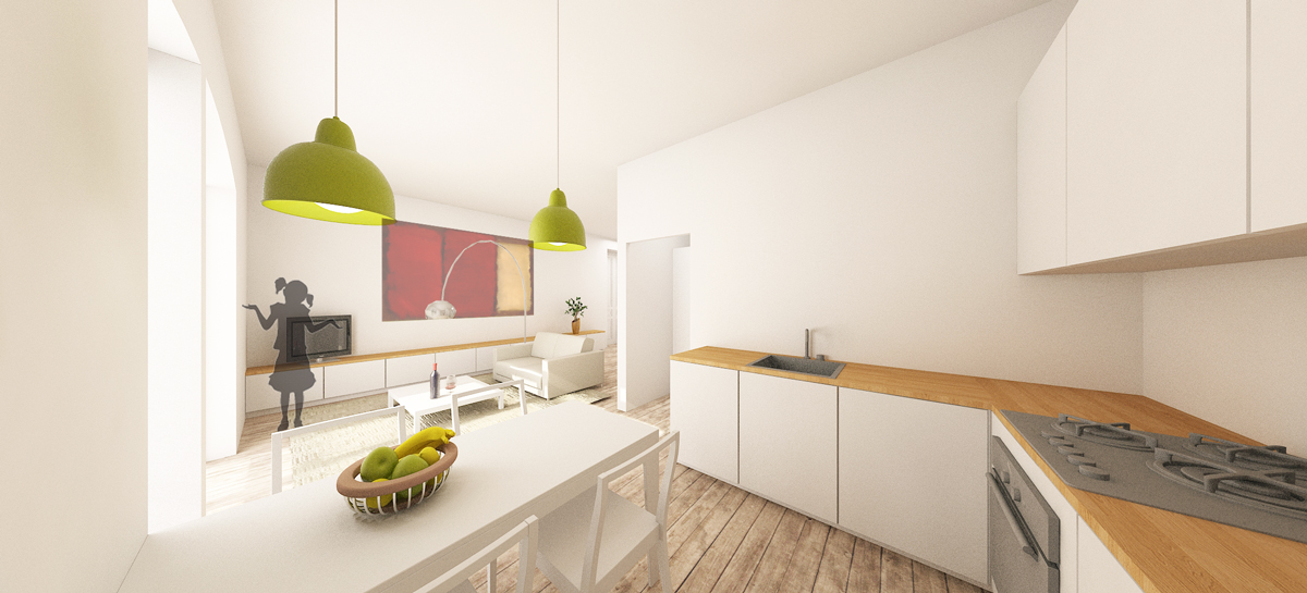 Proposal 2 - Kitchen