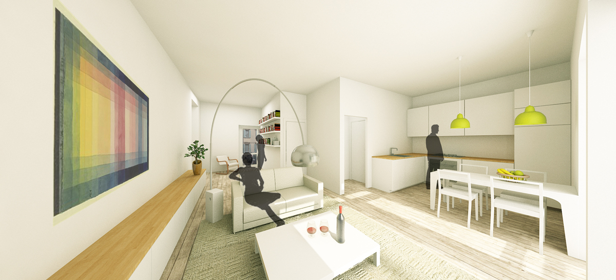 Proposal 2 - Living Room