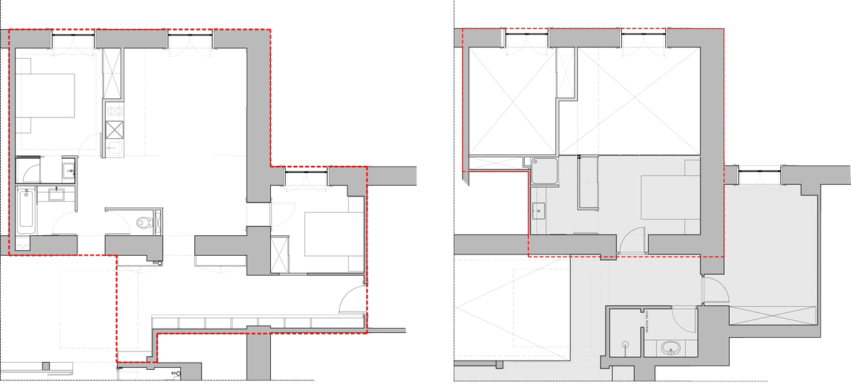 Project Floor Plan / Mezzanine Floor plan