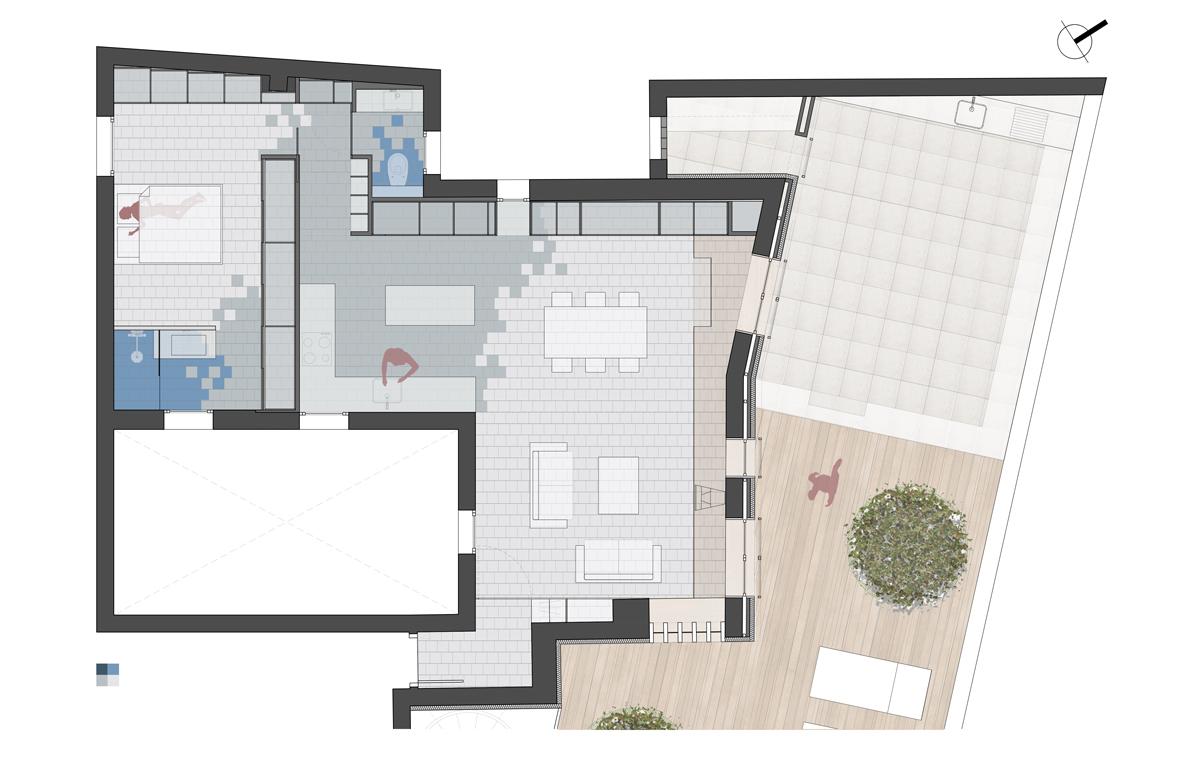 Project Floor Plan