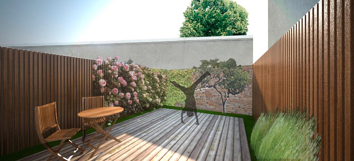 Apartment 1 - Garden