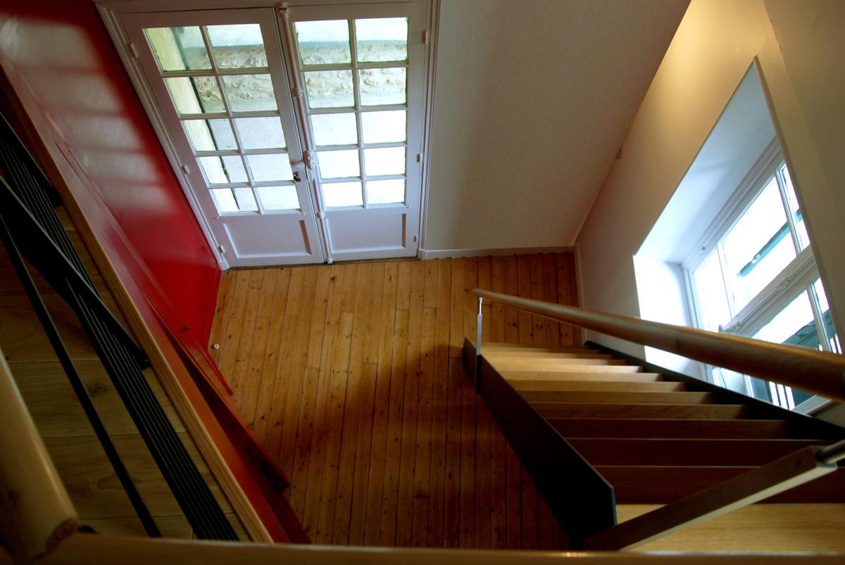 Hueco de la escalera